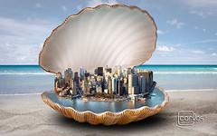 Atelier2 cidade ostra (Atelier 2) Tags: cidade azul mar natureza surreal ostro atelier2