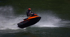 Going Airborne (swong95765) Tags: seadoo airborne water river wet sport fun amusement wake spray