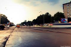 Morning Long Exposure (yousif.alhashimi) Tags: street morning canon long exposure c ukraine 7d kiev canon7d
