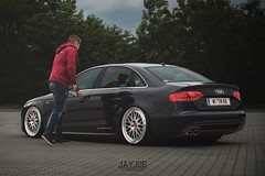 AUDI A4 B8 (JAYJOE.MEDIA) Tags: audi a4 b8 low lower lowered lowlife stance stanced bagged airride static slammed