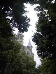 Onze Lieve Vrouwe Kerk (Martin Lopatka) Tags: maastricht netherlands nederland limburg nl terrace foliage canopy church chillin relaxed summer trees architecture