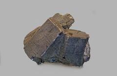 Pyrrhotite (Ron Wolf) Tags: earthscience geology mineralogy pyrrhotite crystal hexagonal mineral nature ore santaeulalia chihuahua mexico