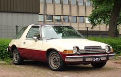 1978 AMC Pacer 4.3 (rvandermaar) Tags: 1978 amc pacer 43 americanmotors amcpacer sidecode3 15ut97 rvdm