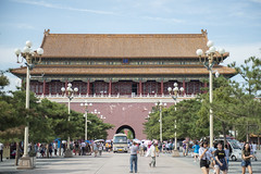 Palace Museum - Forbidden City (Tony Shi, Life) Tags: china travel architecture buildings forbiddencity tiananmensquare tiananmen touristattraction bejing palacemuseum traveldestinations famousplace