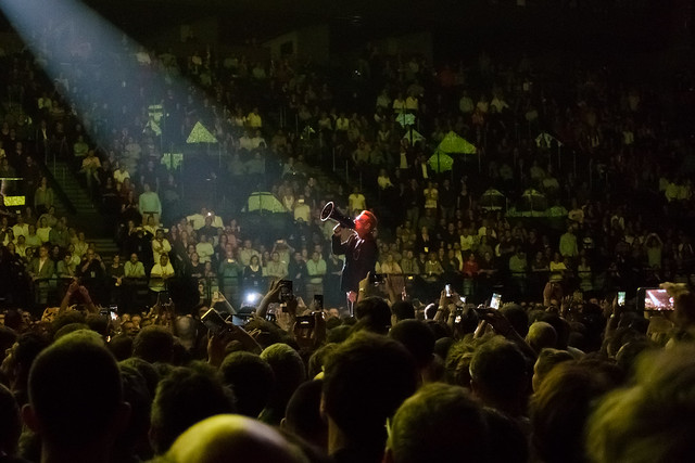 U2 - The iNNOCENCE + eXPERIENCE Tour 2015 - Bercy, Paris (2015)