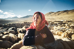 DSC00081 christophecarlierm (christophe carlier) Tags: sony a7 zuikoom24mmf28 changtang ngc ladakh flare bokeh tibet buddhism himalaya himalayan portrait india