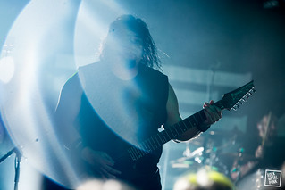 Fear Factory @ Concorde 2 // 12.8.16 by Robert Tilbury