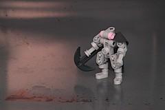 Anchorman (pasukaru76) Tags: robot lego technic anchor moc canon100mm