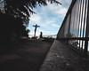 (maxlaurenzi) Tags: italy white lake black mountains silhouette contrast walking garda madonna religion jesus dramatic corona drama sanctuary crucified spiazzi