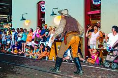 (Paul A Valentine) Tags: 5dmark2 antique buildings canon canon5dii cowboy cowboys depots events fortworth ftworth guns longhorns misc photowalk railwaystations sixgun stockyards texas trainstations vaquero vintage wildwest winchester
