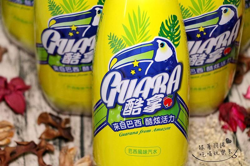 Guara酷拿瓜拿納碳酸飲料巴西奧運09