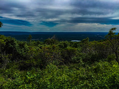 Afternoon Hike (irvingwhitney) Tags: hike clouds state park trees big pocono road sonya600 alpha6000 a6000 poconos