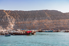 Khasab port (Darth Jipsu) Tags: musandam fjord mer ocan dtroit ormouz bateau dhow