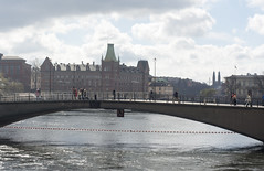 Bridge (iwishmynamewasmarsha) Tags: stockholm sweden bridge