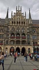 Munich (heytampa) Tags: neuesrathaus facade munich germany newcityhall newtownhall townhall marienplatz