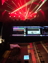 Invisible hand (Giuli Musico) Tags: concert lorient festival music live performance sound audio gig mixer iphone technic