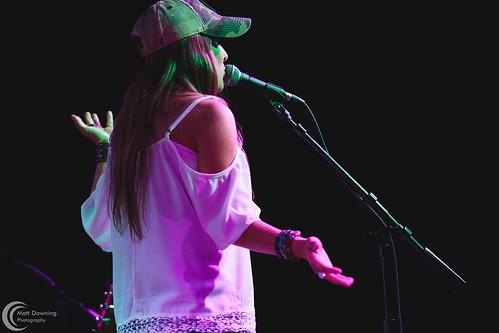 Tara Thompson - July 23, 2016 - Hard Rock Hotel & Casino Sioux City