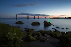 Dusk (iPhilFlash) Tags: night longexposure vancouver beach steveston sunset garrypointpark britishcolumbia water sky richmond outdoor canada outdoors fraserriver dusk ca