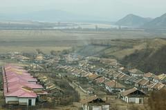Village in Hayopyong-dong, Sonbong (Moravius) Tags: sonbong  rason  rajinsonbong  korea dprk
