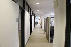 East Wing Hallway