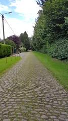 Rue des coles - Franc-Waret (TheToch) Tags: francwaret ruedescoles fernelmont vielle rue pave