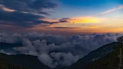 DSC_2802 (RizwanYounas) Tags: changla gali murree galyat pakistan north mountains shades sunset