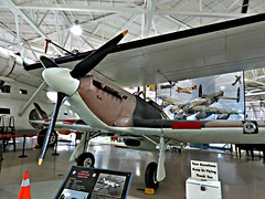 Hawker Hurricane Mark XIIB, Canadian Warplane Heritage Museum, Hamilton, ON (Snuffy) Tags: canadianwarplaneheritagemuseum mounthope hamilton ontario canada hawkerhurricanemarkxii level1photographyforrecreation