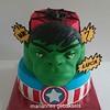 #superhero #taart #cake #hulk #captainameria #spiderman #gebaksels #mariannesgebaksels #friesland (mariannes gebaksels) Tags: superhelden superhero taart cake thehulk captainamerica spiderman gebaksels mariannesgebaksels friesland