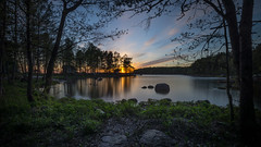 Niinilahti (Jyrki Salmi) Tags: jyrki salmi nikon d600 nikkor 1635mm sunset