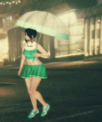 walking home (Ember Adored) Tags: maddict wasabipills ns illi meshbodyaddicts secondlife eventsinsecondlife