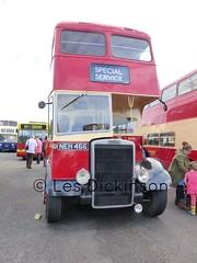 NEB 466, Leyland, NCME, PMT, P1050128 (LesD's pics) Tags: bus coach showbus2016 neh466 potteriesmotortraction pmt leylandtitan ncme