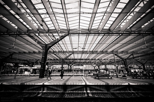 Rotterdam Station, the Netherlands