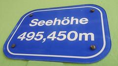 Precision (Been Around) Tags: sign austria sterreich europa europe eu bahnhof schild obersterreich bb autriche aut o upperaustria steyrling seehhe bahnhofsteyrling