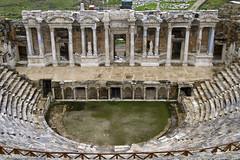 IMG_7968 (storvandre) Tags: city travel heritage history archaeology architecture turkey site ancient mediterranean roman aegean turismo archeology viaggio turkish denizli hierapolis world site storvandre