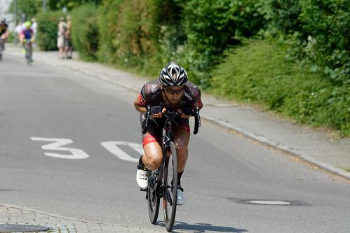 Hohenheimer Schloss-Radrennen 2015
