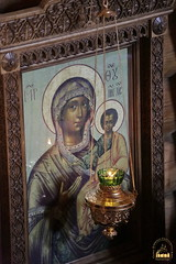 69. Patron Saint's day at All Saints Skete / Престольный праздник во Всехсвятском скиту