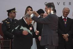 Cerimnia da entrega da medalha Tiradentes 2016 em Ouro Preto Minas Gerais tendo como Pepe Mujica o agraciado com o grande colar da inconfidncia mineira, foto Andr Yanckous/FOTRO (agenciafotro) Tags: minasgerais pepe histria ouropreto mujica mujicapresidente medalhadainconfidncia josalbertomujicacordano presidentemujica expresidentedouruguay senadormujica