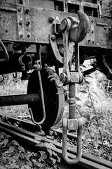 Der verlassene Zug (Project-X-Team) Tags: germany bayern deutschland bavaria decay details eisenbahn bahnhof urbanexploration gleise urbex verfall f32 lostplace bahngelnde iso1000 xt1 277mm projectxteam