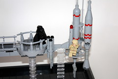 "Bespin Duel ""I am your Father!"" (FM_lego) Tags: star starwars lego father luke darth duel sw wars vader minifig fm skywalker bespin moc afol minifigures legosw fmlego fmlegocreations"