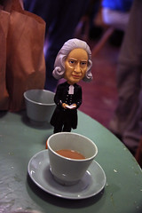 EH0A1527 (wesleyjourney) Tags: 2016wesleypilgrimage pilgrimage journey bobblehead tea oxford england