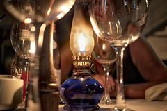 Oil Lamp (Daniel H. Lewis) Tags: lamp light night hdr fujifilm xe2 27mm f28 aurorahdrpro