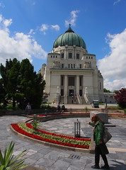 P5310259 (photos-by-sherm) Tags: vienna art church architecture modern austria memorial catholic charles secession karl nouveau borromeo lueger