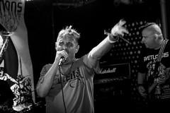 MDC - Live @ Underwerket 21.07.2016 (Owlpuke Photo) Tags: mdc millionsofdeadcops music moshpit murdatwinz monochrome bw blackandwhite hardcore hardcorepunk underwerket denmark punk punks concert concertphotography live canon6d canon2470