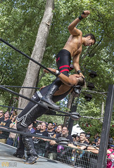 Heavy Mania Photos by Eva Blue 052 (Eva Blue) Tags: 2016 evablue heavymontreal heavymania heavymontreal2016 heavymtl lutte mointreal wrestling