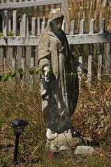 2077 the virgin known as Mary (Violentz) Tags: virginmary thevirginknownasmary mary virgin mother holymother blessedmother blessed hailmary handmaidenofthelord statue lawnstatue madonna holy icon god bible stjoseph babyjesus jesus ourlady ourladyofgrace ourladyofguadalupe ourladyoflourdes ourladyoffatima miriammotherofisa motherofgod bethlehem israelite jew nazareth galilee christianity catholic religion thetheotokos heymarywatchagonnanamethatprettylittlebaby