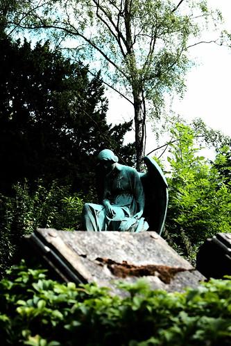 Altstadt Friedhof, Mülheim