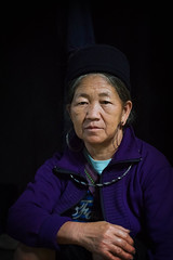 Hmong woman, Sa Pa, Vietnam (jarimakila) Tags: woman hmong grandmother vietnam portrait sapa locai vn