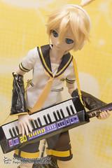 20160716_vo_r-14 () Tags: toy model doll hobby figure   superdollfie volks  dds       vocaloid     kagaminerin kagaminelen  dollfiedreamsister