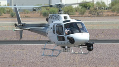 Airbus Helicopters AS350 B2 AStar N125HD (ChrisK48) Tags: 2014 astar airbushelicoptersas350b2 aircraft dvt ecureuil eurocopter helicopter kdvt n125hd phoenixaz phoenixdeervalleyairport ushelicopters