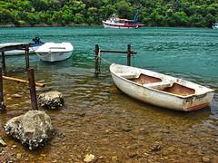 Lim Bay - Boats (Gorky1985) Tags: croatia kroatien limski lim bay kanal adria adriatic sea meer water wasser boat colors cosic goran hrvatska summer sony h2 landscape